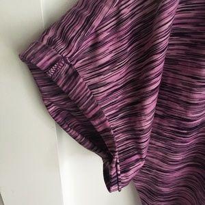 Reebok Tops - Reebok Purple Workout Shirt, Large
